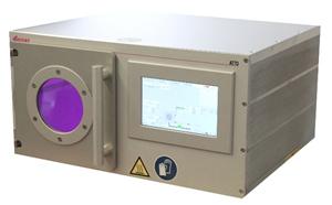 Serie Atto con generador de radiofrecuencia y control computerizado con puerta con visagras