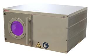Serie Atto con generador de radiofrecuencia y control por PC