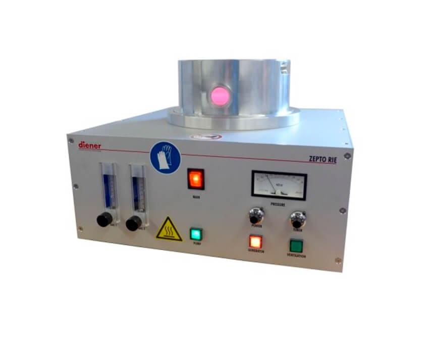 Equipo de laboratorio RIE