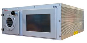 Equipo de plasma de sobremesa con control computerizado
