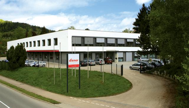 Planta fabricacion Diener en Nagold